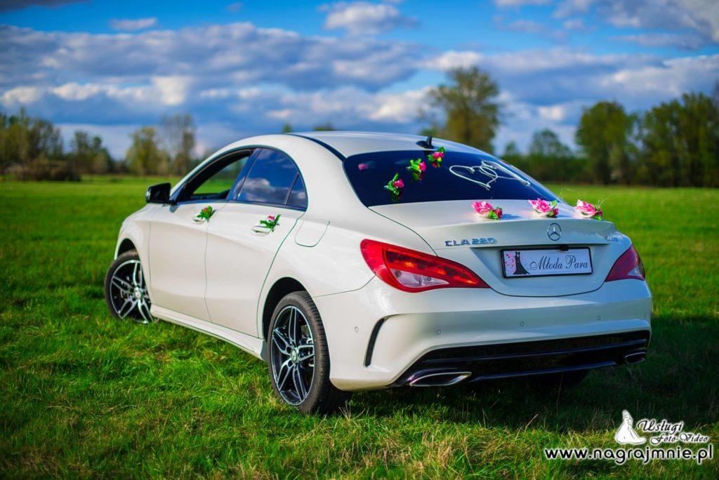 Auto do ślubu Leżajsk