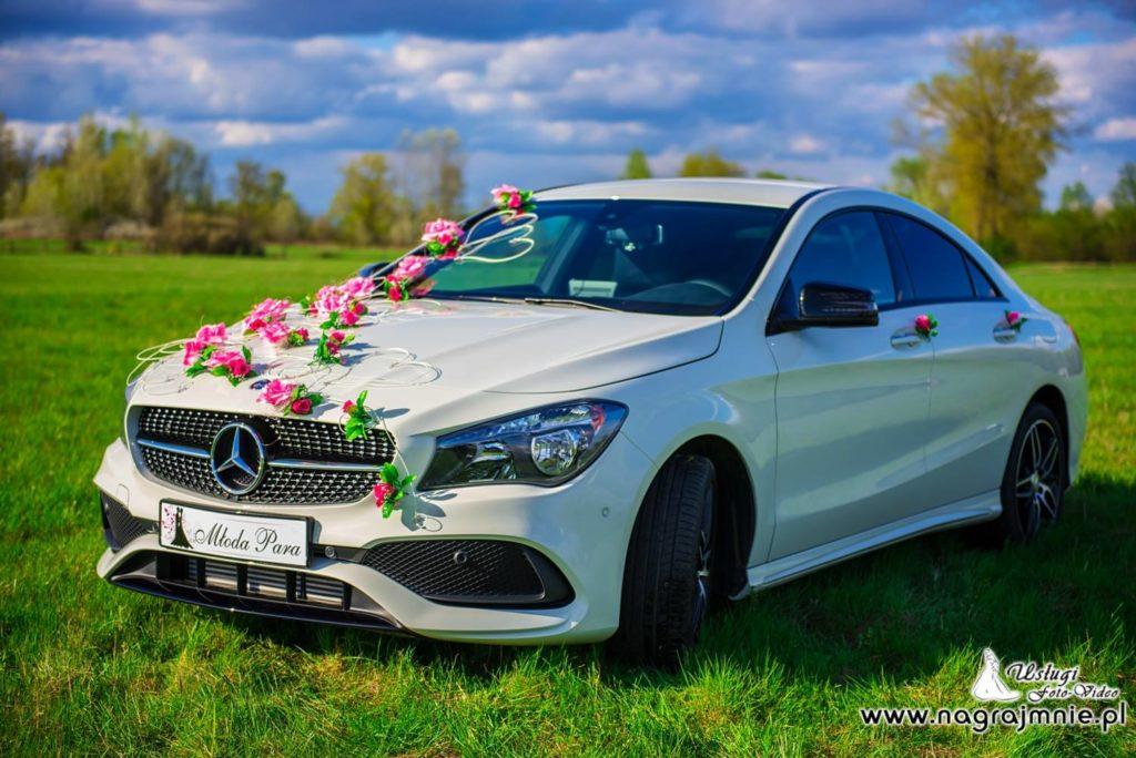 Auto do ślubu Podkarpacie